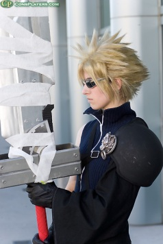 Cloude Strife Final Fantasy